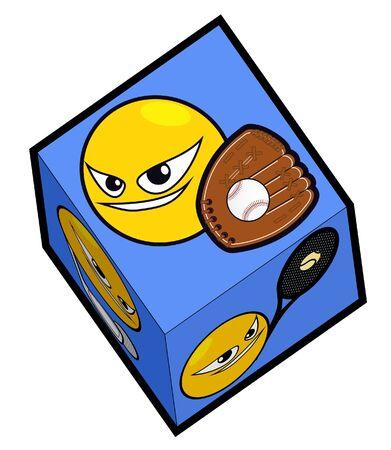 quadrant: Sports cube