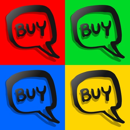 booming: Business buy icon