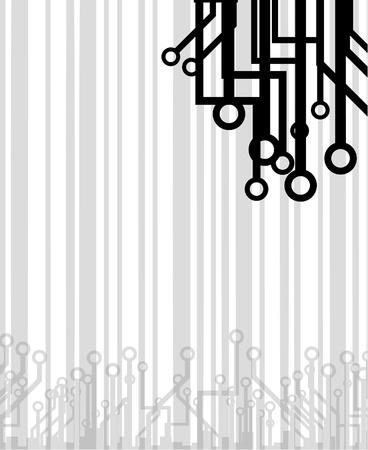 Tech innova wallpaper Stock Vector - 12248018