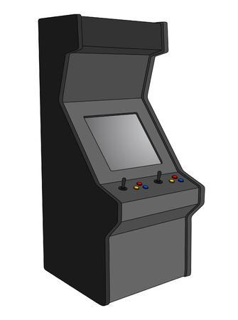 arcade games: Arcde retro machine