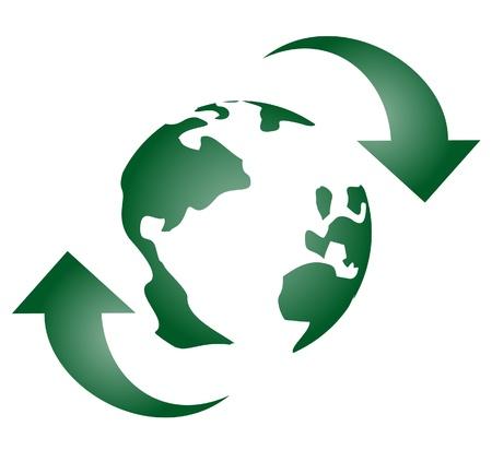 environmentally: Nature world
