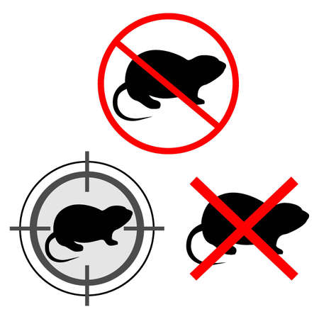 poison sign: No rats