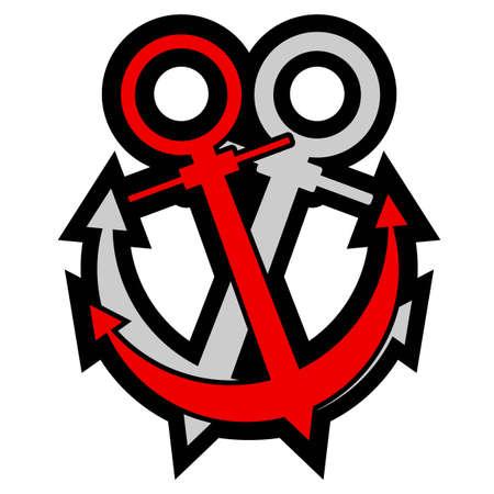 Sea symbol Vector