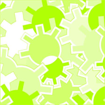 cretive: Cretive green wallpaper