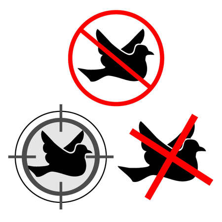 No birds Stock Vector - 12747992