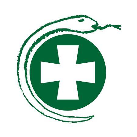 modern innovative: Pharmacy icon