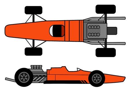 1960 レーシングカー