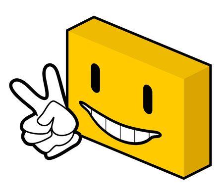 quadrant: Cube smile