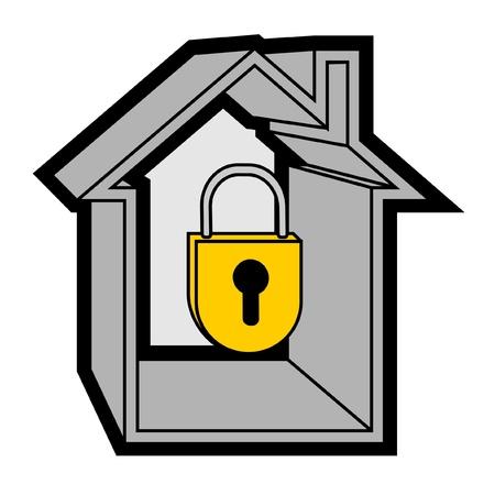 urbanization: Key house