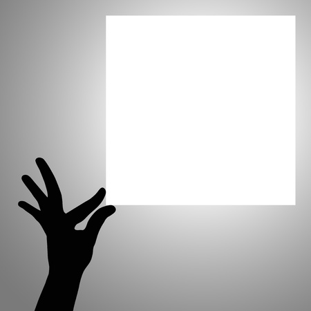 Light screen Vector
