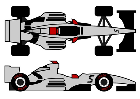 formula one racing: Design of speed car
