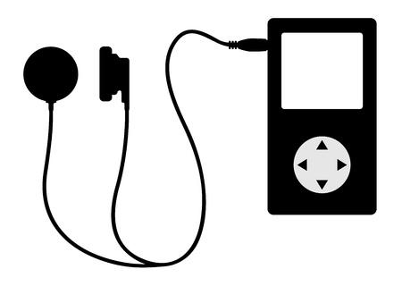 Music tech Vectores