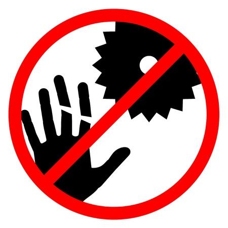 Advise danger machine