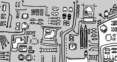 modernity: Tech draw