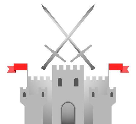 defend: Old castle