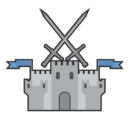Security castle