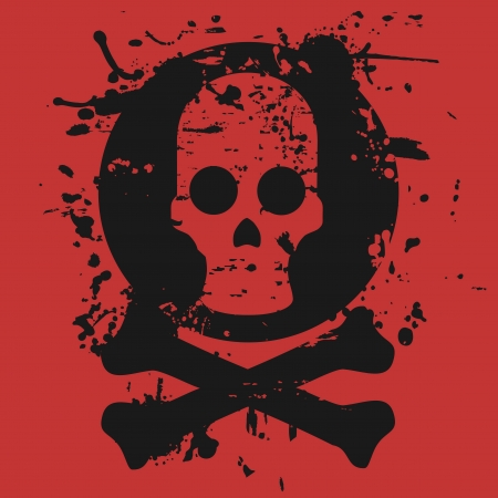 Terror symbol Stock Vector - 14395030