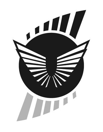 Elegant emblem design Vector