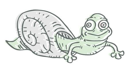 Creative cartoon animal Stock Vector - 14395013