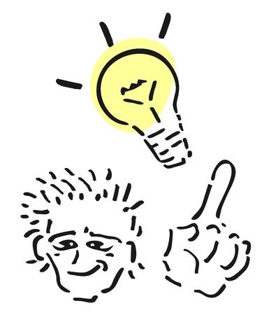eureka: Idea art