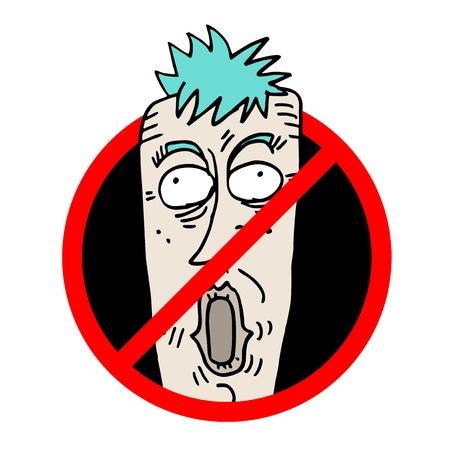 madman: No bizarre man