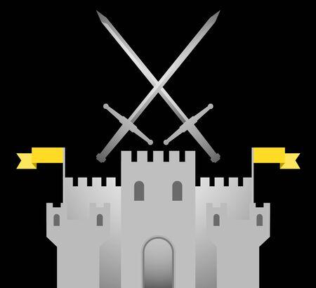 surety: Castello medievale