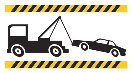 Transportation car truck Vector