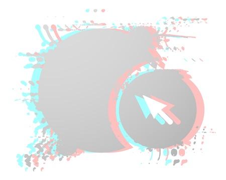 dimensinal: Visual symbol