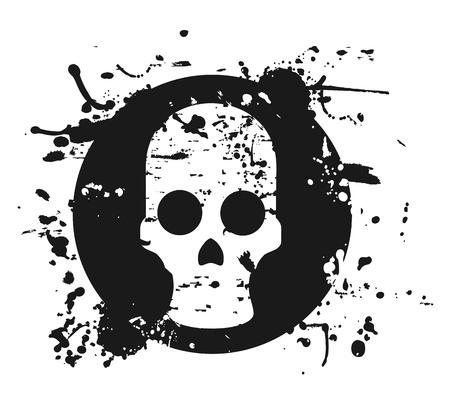 Terror art Vector