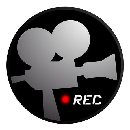 rec: Cam icon
