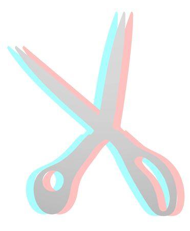 dimensinal: Visual cut Illustration