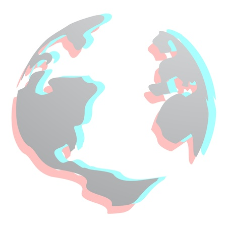 World effect Vector