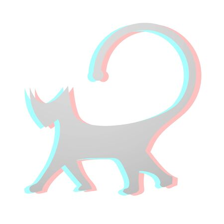 dimensinal: Visual cat