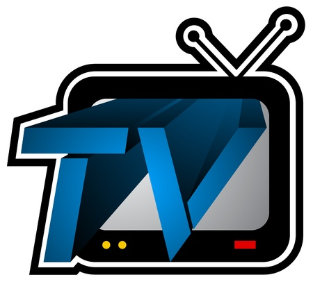 Surface television icon Stock Vector - 14744119
