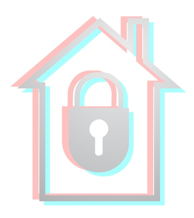 dimensinal: Lock house