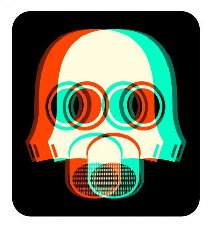 Visual のマスク