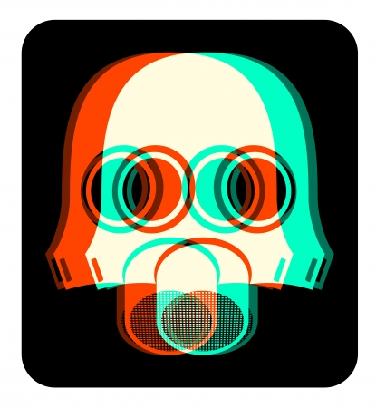 Visual mask Vector