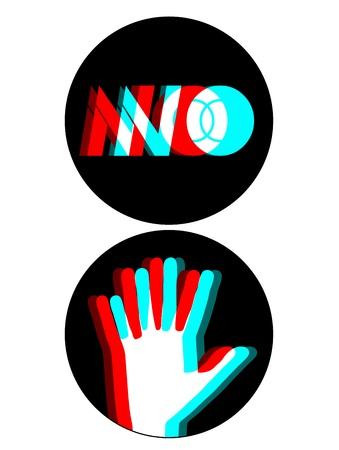 no pase: No hay se�ales de paso