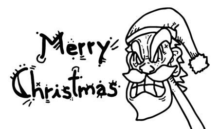 Merry Christmas Stock Vector - 14996858