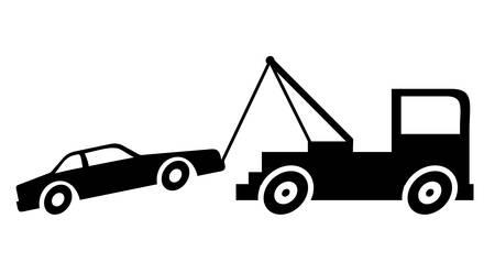 Transportation car Vector