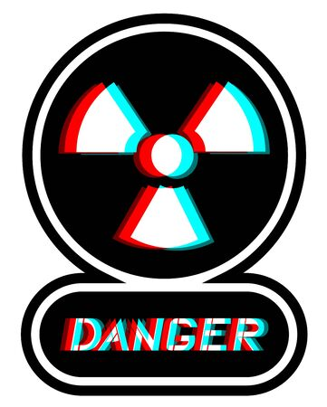 Nucelar danger Stock Vector - 15005766