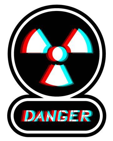 Nucelar danger Stock Vector - 15005766