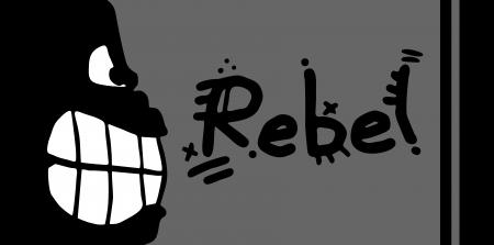 Rebellion background Vector
