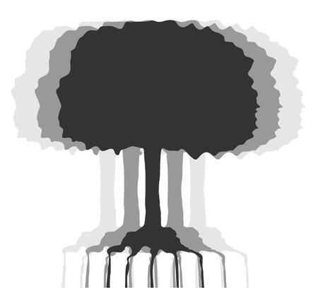 Imaginative tree Stock Vector - 15340257