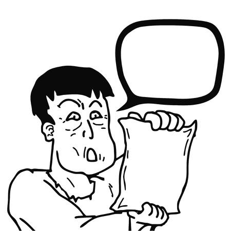 interpret: Comment comic