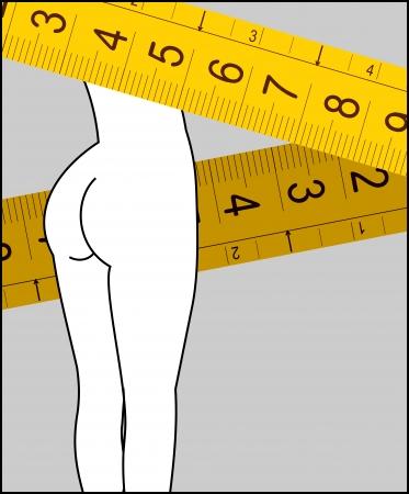 nice body: Female nice body