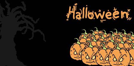 Halloween background Stock Vector - 15694237
