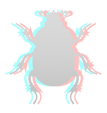 dimensinal: Beetle effect