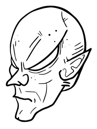 goblin: Mask elf