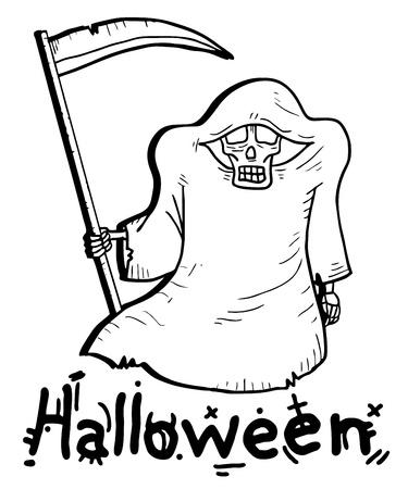 Halloween character Stock Vector - 15694207